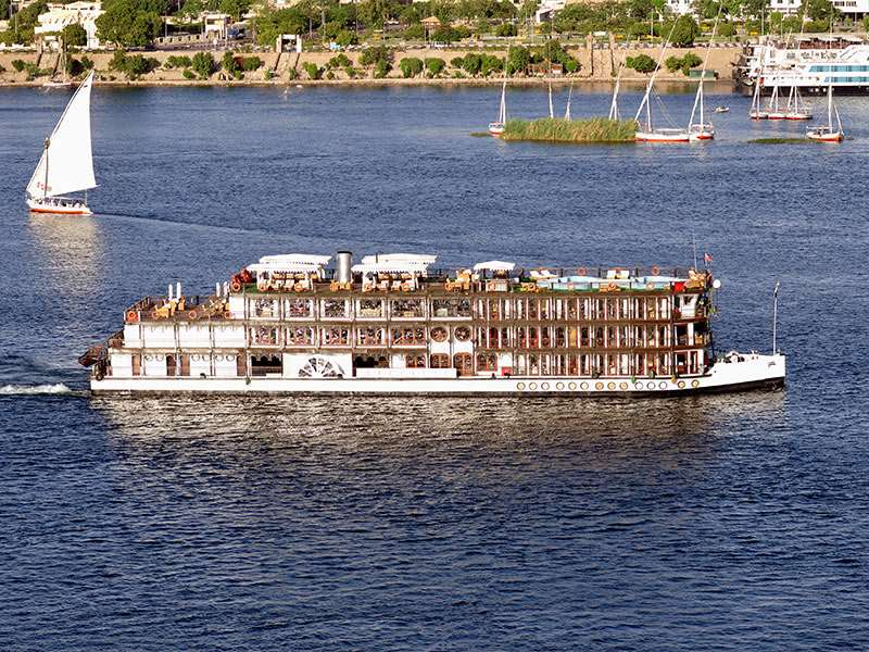 SS Misr Nile Cruise Review